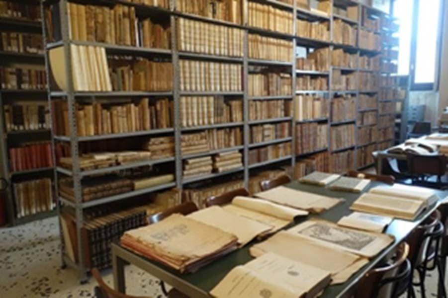 Biblioteca-Paolo-VI-Seminario-Aversa-2